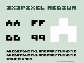 3x3pixel