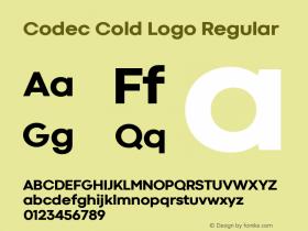 Codec Cold Logo