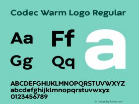 Codec Warm Logo