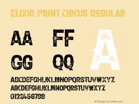 Elixir Print Circus
