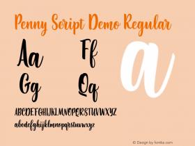 Penny Script Demo