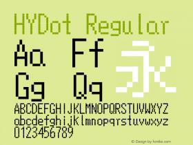HYDot