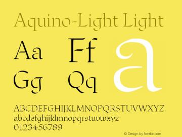 Aquino-Light