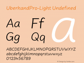 UberhandPro-Light
