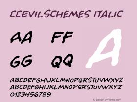 CCEvilSchemes