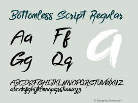 Bottomless Script