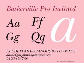 Baskerville Pro