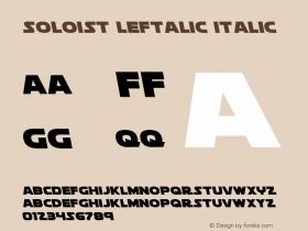Soloist Leftalic