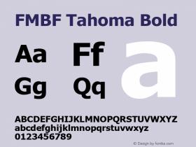 FMBF Tahoma