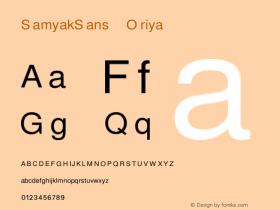 SamyakSans