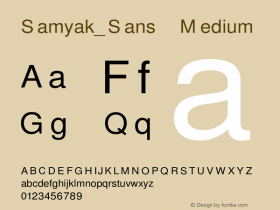 Samyak_Sans