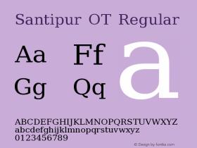 Santipur OT