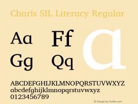 Charis SIL Literacy