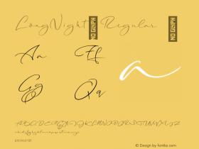 LongNight-Regular