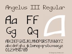 Angelus III