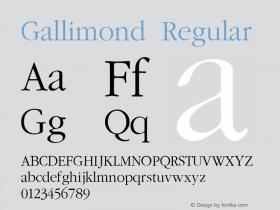 Gallimond