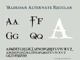Valdemar Alternate