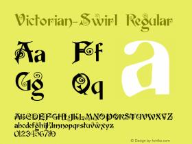 Victorian-Swirl