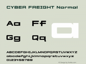 CYBER FREIGHT