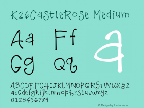 K26CastleRose