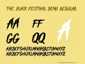 The Black Festival DEMO