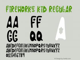 Fireworks Kid