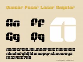 Quasar Pacer Laser