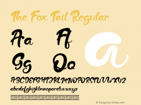The Fox Tail