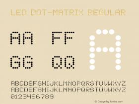 LED Dot-Matrix