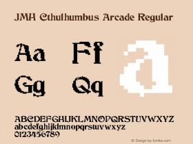 JMH Cthulhumbus Arcade