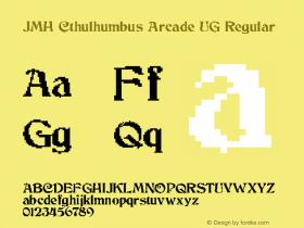 JMH Cthulhumbus Arcade UG