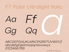 FT Polar