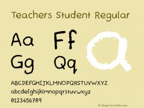Teachers Student