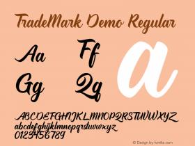 TradeMark Demo