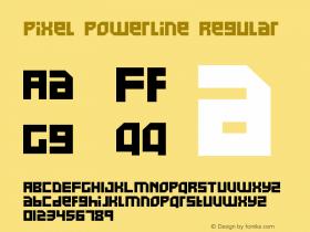 Pixel Powerline