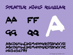 Splatter Kings