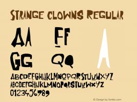 Strange Clowns