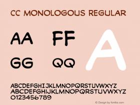 CC Monologous