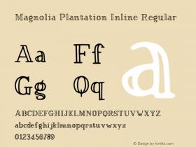 Magnolia Plantation Inline