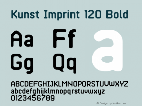 Kunst Imprint