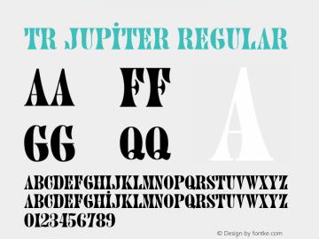 TR Jupiter