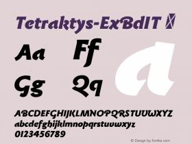 Tetraktys-ExBdIT