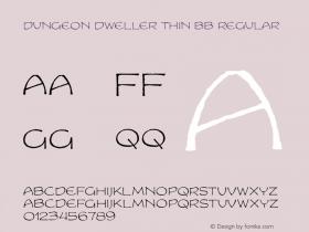 Dungeon Dweller Thin BB