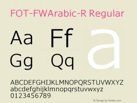 FOT-FWArabic-R