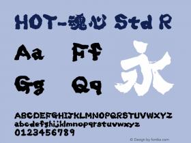 HOT-魂心 Std