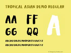 Tropical Asian DEMO