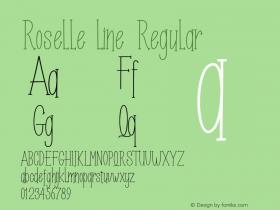 Roselle line