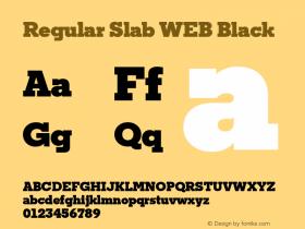 Regular Slab WEB