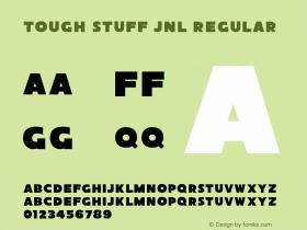 Tough Stuff JNL