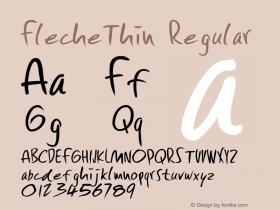 FlecheThin